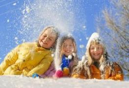 Куда отправить ребенка на зимние каникулы