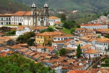 Минас-Жерайс, Бразилия